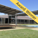 Aboriginal Hostels Ltd - Wadeye Boarding Award Winner