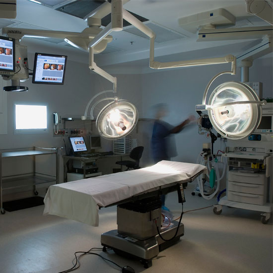 Ashford Hospital Operating Theatre Design by Hodgkison Adelaide Architects