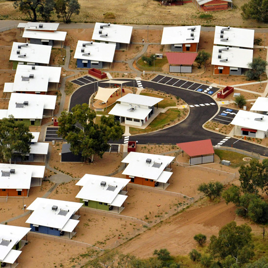 Social Housing Percy Court Masonry