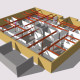 Ashford Hospital 3D Architectural Design Adelaide