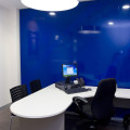 BankSA North Adelaide Meeting Room Design by Hodgkison Adelaide Architects