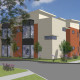 Rembandt Living Rembrandt Court Design by Hodgkison Adelaide Architects