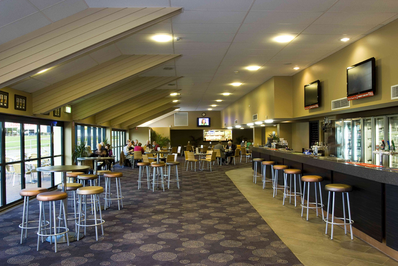 Glenelg Football Club Interior Design by Hodgkison Adelaide Architects
