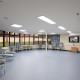 Repatriation Hospital Reception Area Design by Hodgkison Adelaide Architects