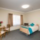 St Annas Bedroom Hodgkison Adelaide Architects