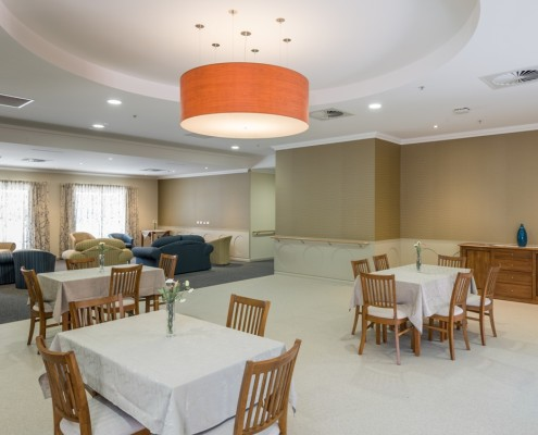 St Annas Residential Care Facility Interior