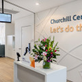 BankSA Munno Para Adelaide Reception Interior