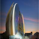 Architectural Design Multistorey 3D Exterior