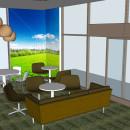 UniSA 3D Graphic