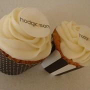 Hodgkison Anniversary Cupcakes