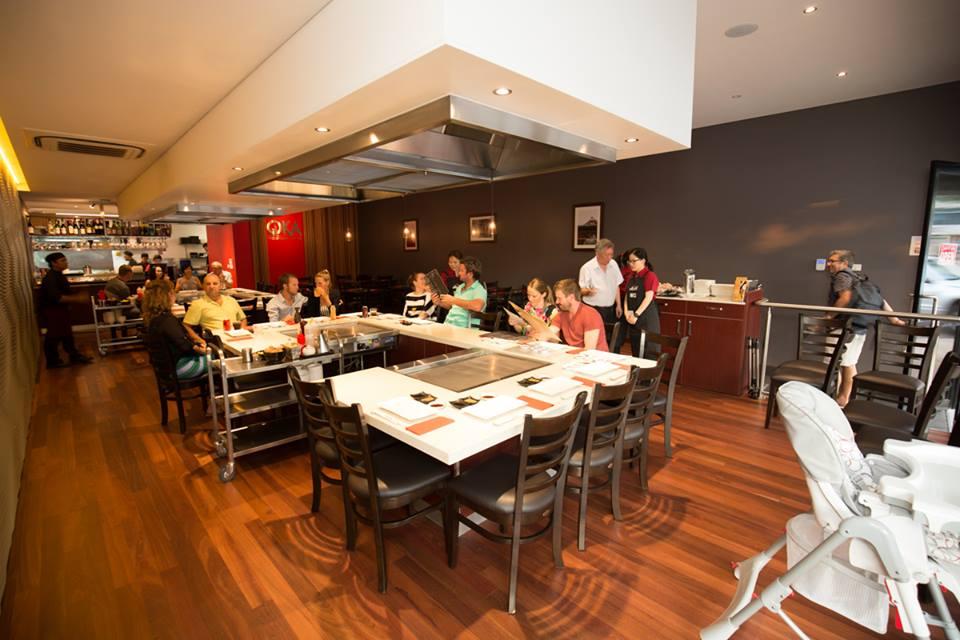 Hodgkison restaurant design features in darwin life