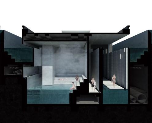 Maegan Scott Sectional Perspective cold bath
