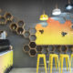 Busy Bee Cafe Interior by Hodgkison Architects Darwin