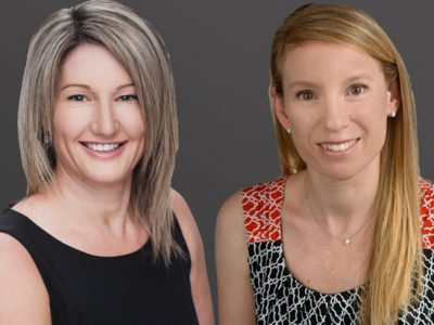Kristy McMillan and Caroline Adams shortlisted for Designer of the Year 2018