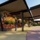 Nightcliff Renal Centre External Graphic Representation by Hodgkison Architects