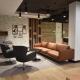 Corporate collaboration area designed by Hodgkison Interior Design Adelaide