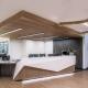 Corporate concierge area designed by Hodgkison Architects Adelaide