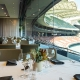 Table with a view Adelaide Oval