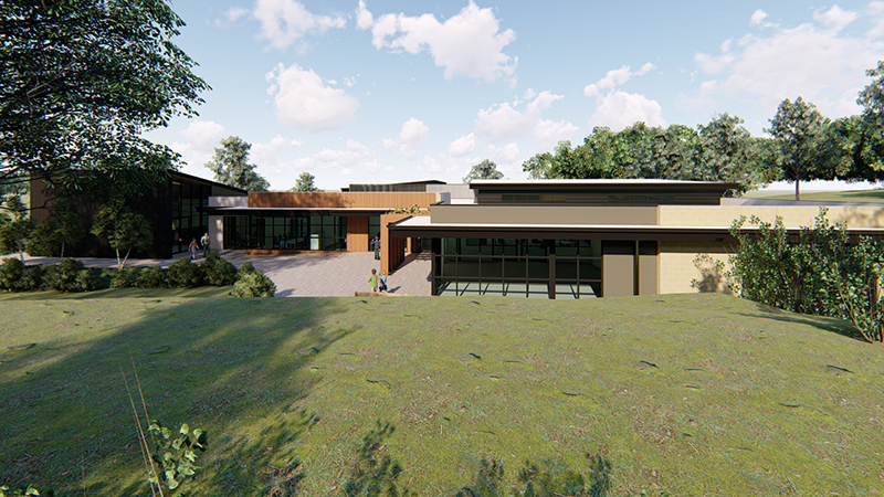 Hodgkison Kings Baptist Grammar School gardens 1