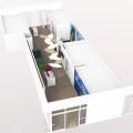 BankSA Churchill Adelaide 3D Model