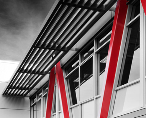 St Paul Lutheran School Exterior Design by Hodgkison Adelaide Architects