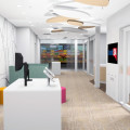 BankSA Churchill 3D Design by Hodgkison Adelaide Architects