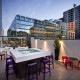 GalleryBar Adelaide Rooftop Design by Hodgkison Adelaide Architects
