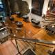 GalleryBar Stair Design by Hodgkison Adelaide Architects