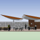 Police Credit Union Roof Garden 3D Design by Hodgkison Adelaide Architects
