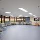 Repatriation Hospital Reception Area Design by Hodgkison Adelaide Architects