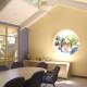 Ronald McDonald House Apartments Interior Design by Hodgkison Adelaide Architects