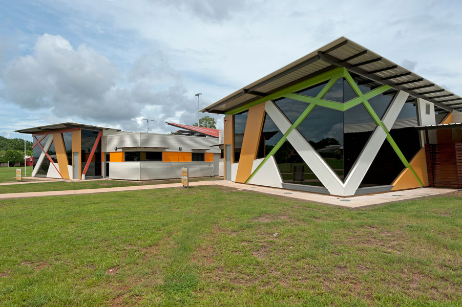 St Johns College Boarding Facility Design by Hodgkison Darwin Architects