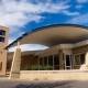 St Marks Lutheran School Entrance Design by Hodgkison Architects Adelaide