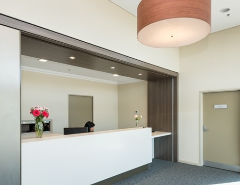 St Annas Residential Care Facility Reception
