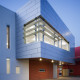 Temple Christian Entrance Performing Arts Centre Design by Hodgkison Adelaide Architects