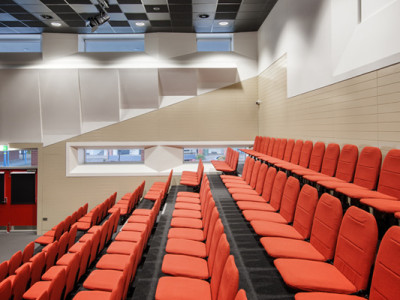 Temple Christian College Bethany Performing Arts Centre Design by Hodgkison Adelaide Architects