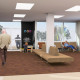 Tennant Creek Hospital Waiting Area Design by Hodgkison Darwin Architects
