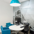BankSA Churchill Adelaide Meeting Room Design by Hodgkison Adelaide Architects