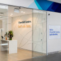 BankSA Churchill Entrance