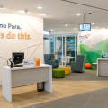 BankSA Munno Para Adelaide Interior Architecture by Hodgkison Adelaide Architects