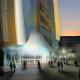 Architectural Design Multistorey 3D Exterior Design