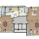 Architectural Design Multistorey Floor Plan