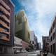Architectural Design Multistorey Street View