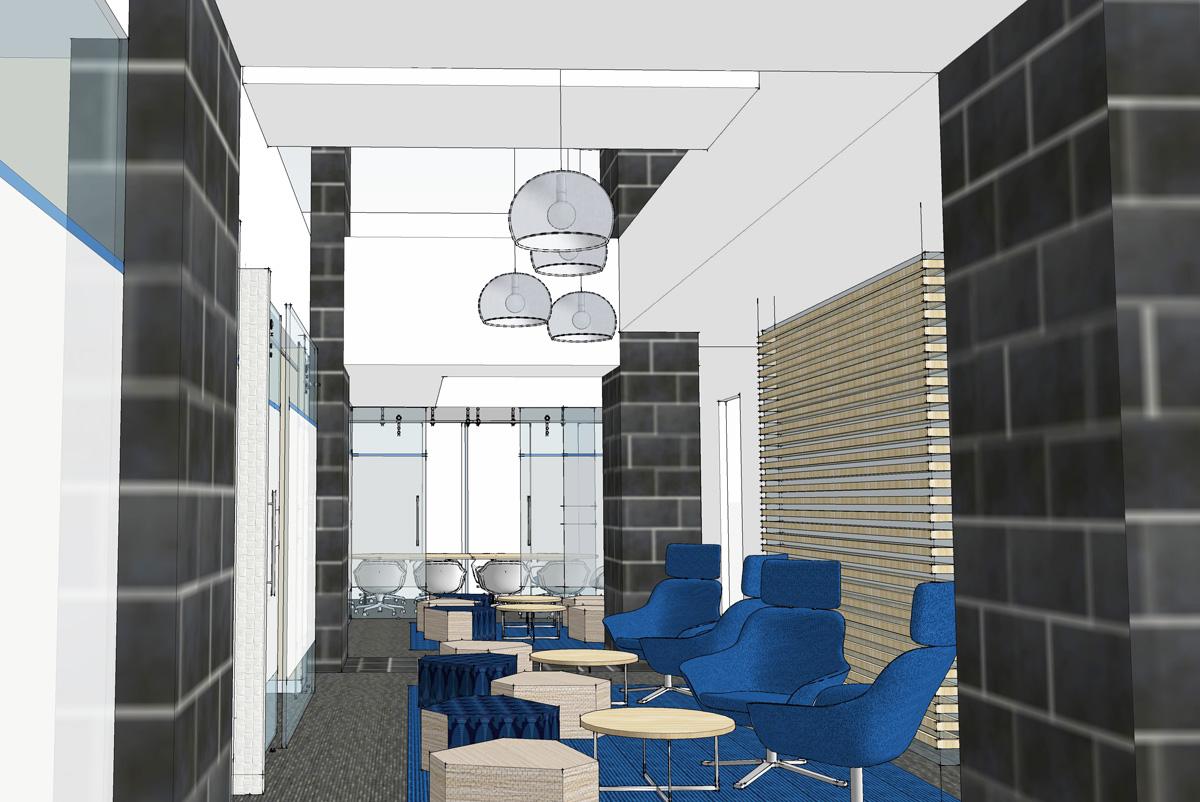 Homestart Finance Customer Service 3D Design by Hodgkison Adelaide Architects