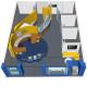 Police Credit Union 3D Floorplan Design Casuarina Darwin