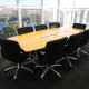 Power and Water Corporation Meeting Room Design by Hodgkison Architects