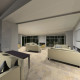 Interior 3D Design Private Residence Woodcroft SA Design by Hodgkison Adelaide Architects