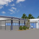 Lameroo Regional School 3D Design by Hodgkison Adelaide Architects