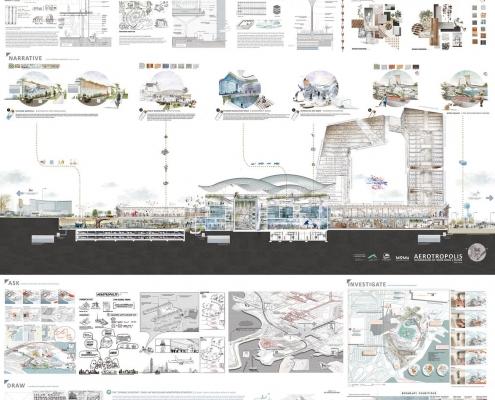 Wan I CHan Aerotropolis Masterplan Hodgkison Award Winner