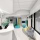 The Memorial Hospital Paediatric Admissions Reception